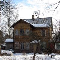 ул. Большая озерная.