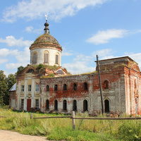 Суроватиха, церковь