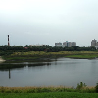 Раменское. Борисоглебское озеро