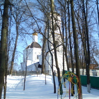 Раменское. Церковь Бориса и Глеба