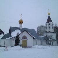 Святого Великомученика и Целителя Пантелеимона церковь.