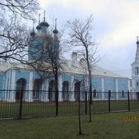 Сампсониевский собор.