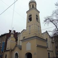 Церковь Анны Кашинской.
