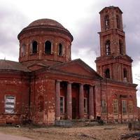 Храм в Котлованово