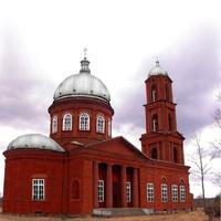 Храм Параскевы Пятницы в Котлованово. Восстановленный пока виртуально