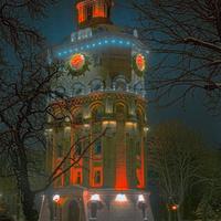 символ м.Вінниця - бувша водонапірна та пожежно-сторожева башня