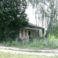 Кулики, опустевший дом