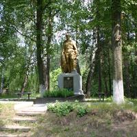 Памятник-захоронение воинов погибших в годы войны 1941-1945