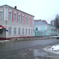 Улица Егорьевская