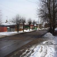 Киржач. Тихая улица в центре городка