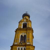 Свято-Никольский собор на Селивановой горе