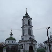 Саурово. Церковь Рождества Пресвятой Богородицы