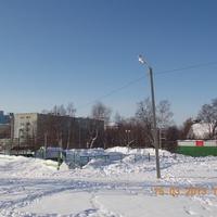 """Площадка для игры в """"городки"""""""