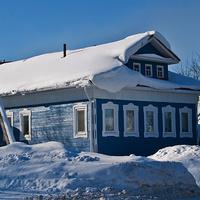 Дом в Малых Карелах