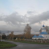 Церковь. Дорога с Малино