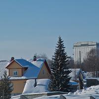 Начало Ленинградского проспекта