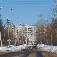 Улица Дачная