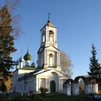 с.Сеславино. Казанская церковь