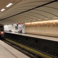 Афины, метро