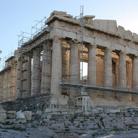 Парфенон. 2,5 тысячи лет спустя