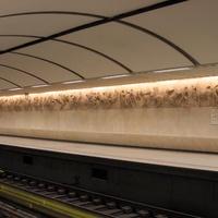"""Станция метро """"AKROPOLI"""" Реставрация северного фриза Парфенона"""