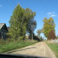 Деревня Дерягино