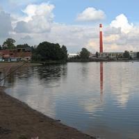 Озеро Безымянное.