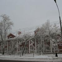 пр. Ленина, жилой дом.