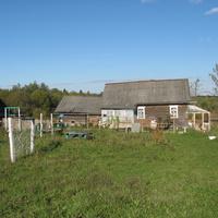 Деревня Загорье