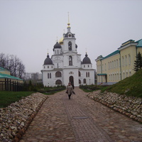 Дмитров. Успенский кафедральный собор (начало 16-го в.)