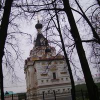 Дмитров. В Кремле