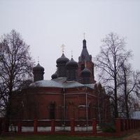 Ильинское. Храм Рождества Христова (19-й век)