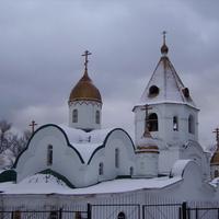 Посёлок Правдинский, Никольская церковь