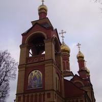 Пушкино. Троицкая церковь