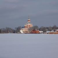 Церковь Николая Чудотворца в Царёво
