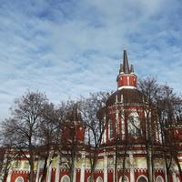 Царёво. Храм Святителя Николая Чудотворца