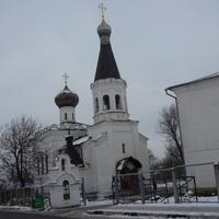 Клин. Церковь Святителя Тихона