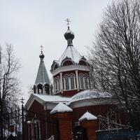 Клин. Церковь Великомученицы Варвары
