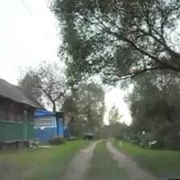мишнево. улица.