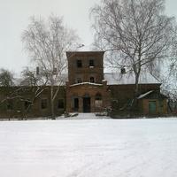Панский дом в с.Глебовка