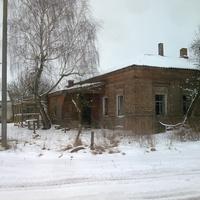 с.Глебовка,вид на  дом с боку.