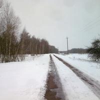 Дорога на Глебовку