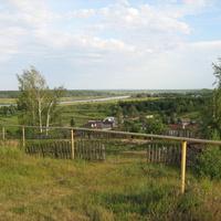Питерское,старая часть села