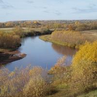 Речка Кижмола