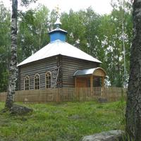 Часовня, перевезенная из деревни Микшина Гора