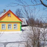 Домик на железнодорожной станции Урдома