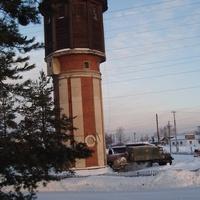 Водонапорная башня на станции