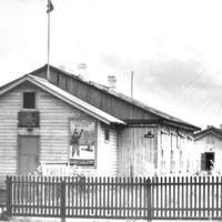 Здание Урдомского поссовета, 1960-е годы