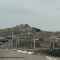 Гора Кинжал