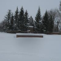 Ленин зимой